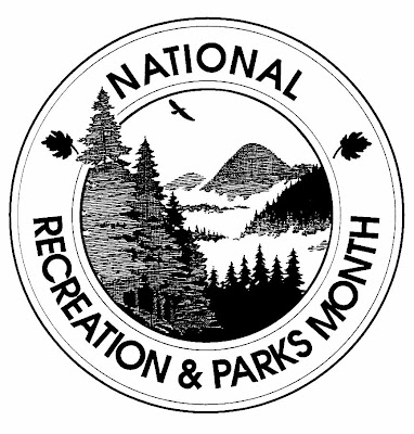 July Is National Park and Recreation Month