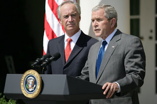 President George W. Bush, Interior Secretary Dirk Kempthorne