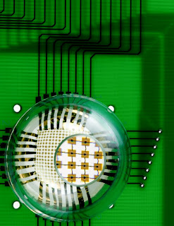 electronic eye camera