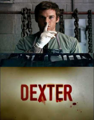 Michael C. Hall as Dexter [image composite by sookietex]