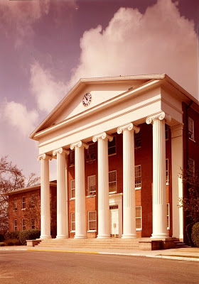 University of Mississippi, Geology and Lyceum Buildings