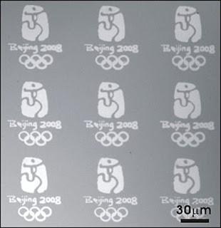 nano Beijing Olympic Logo