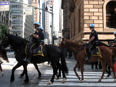 mounted_police_2 - Where Are The Best Police Forces In The World And Why? - Talk of the Town