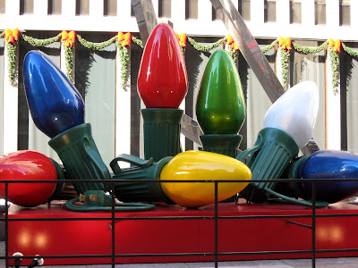 Christmas Light Bulbs