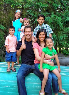Sean Duffy and family
