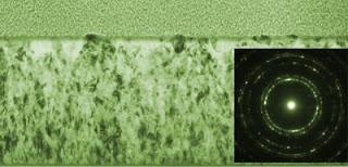 transmission electron microscope image