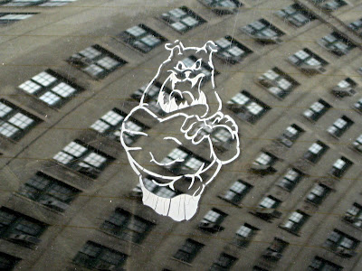 Bulldog Buildings Bumper sticker