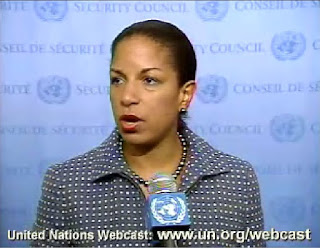 Susan E. Rice UN Representative of the United States of America