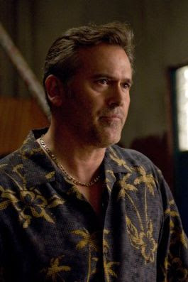 Burn Notice Bruce Campbell