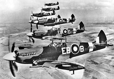 Supermarine Spitfire F Mk XIIs