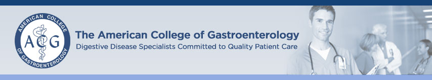 American College of Gastroenterology Logo