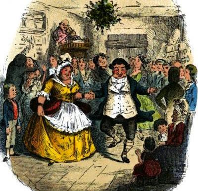 A Christmas Carol 'Old Fezziwig'