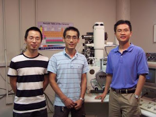 Dr. Yong Zhu and his research team