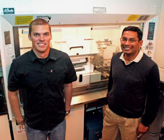 Mark Hoefer and Prab Bandaru, University of California - San Diego