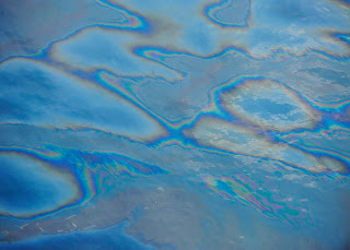 Deepwater Horizon BP Oil Spill Slick