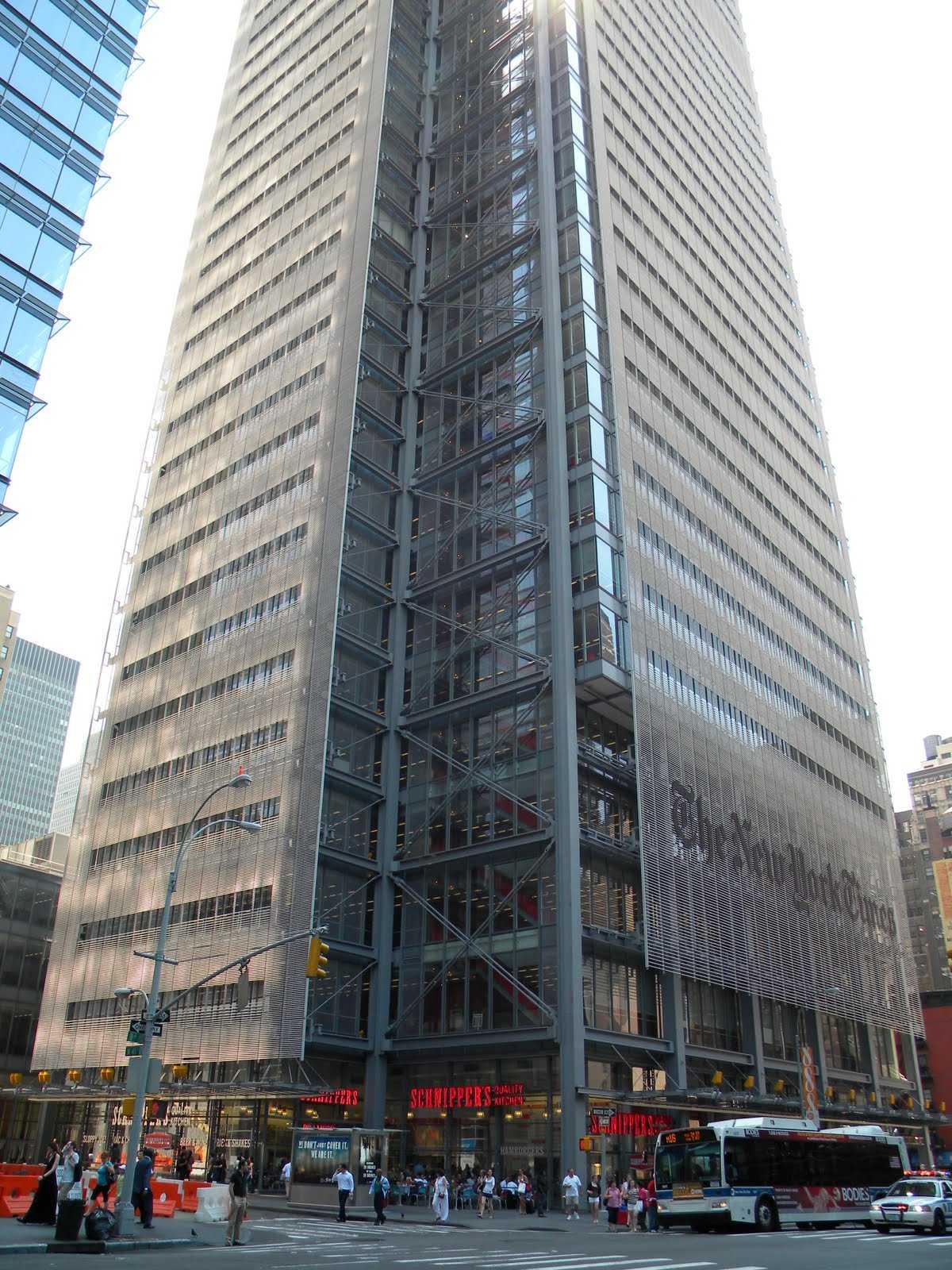 New York Times Building Public Domain Clip Art Photos and ...