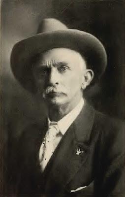 Captain Bill McDonald Texas ranger
