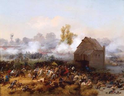 The Battle of Long Island Brooklyn, New York