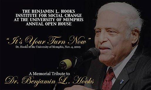 Dr. Benjamin Hooks