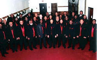 The Martin Luther King Jr. Male Chorus