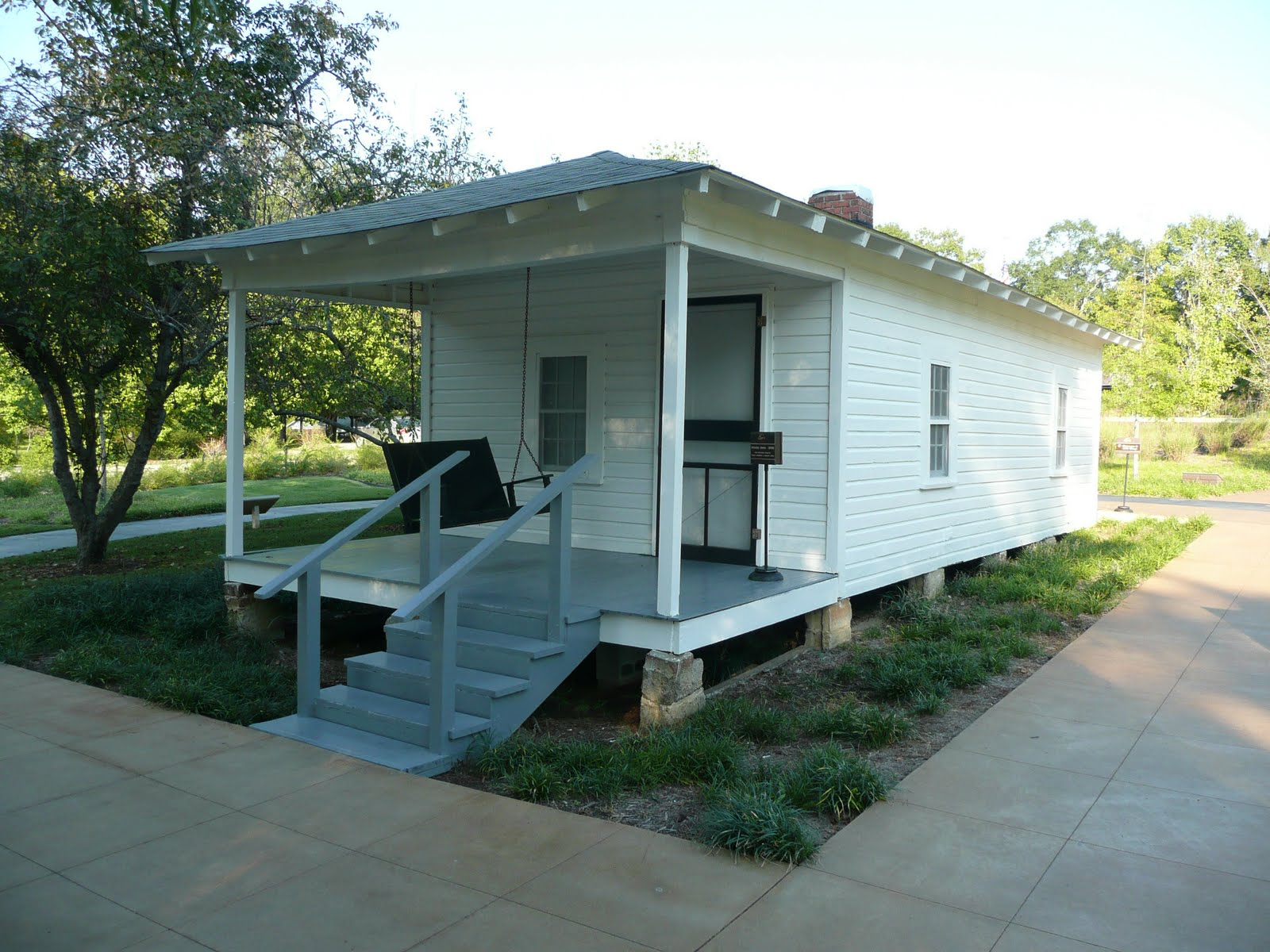 Elvis Presley birthplace Tupelo, MS