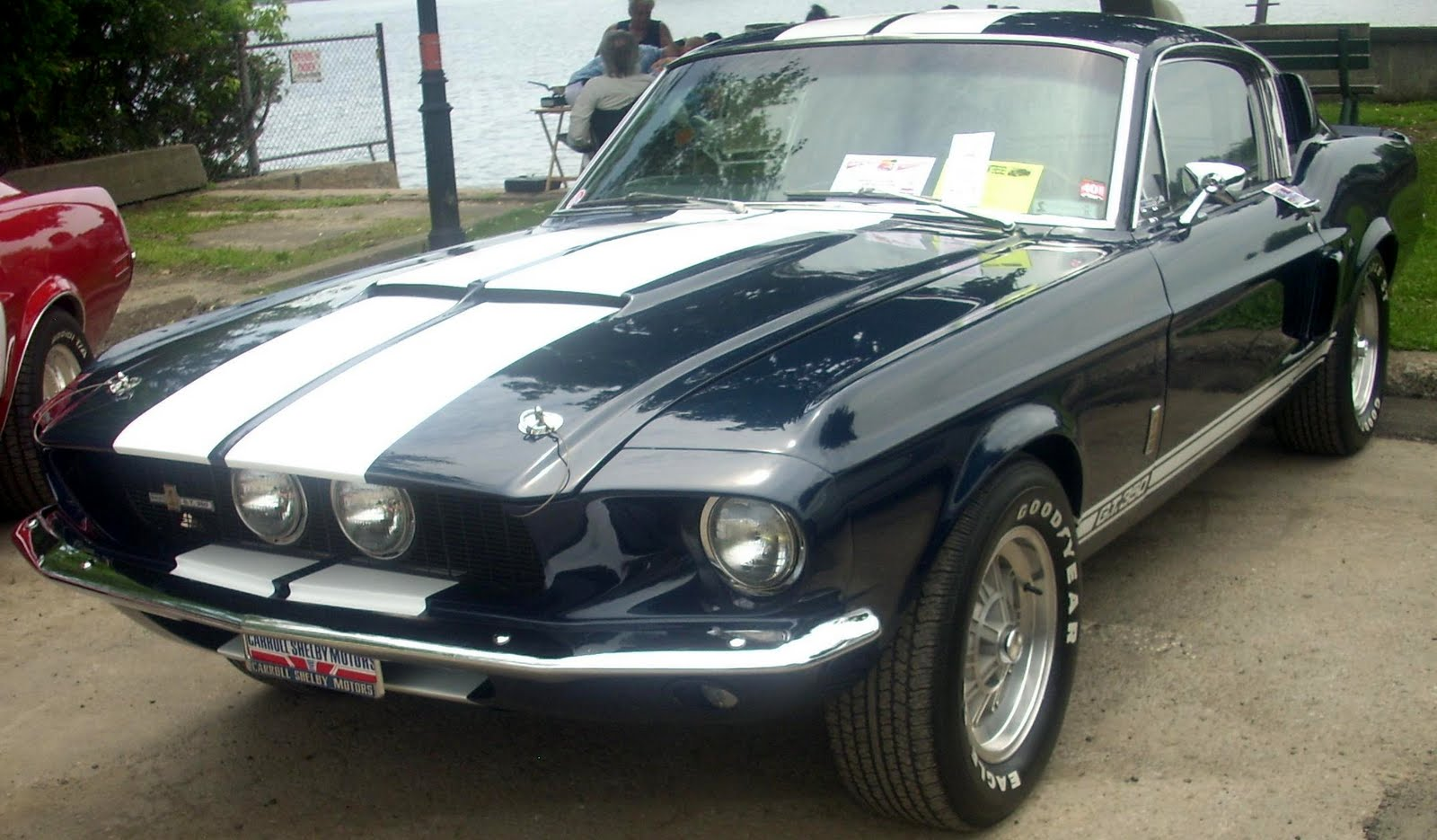 1967 Shelby Ford Mustang