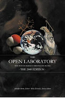 The Open Laboratory 2008 cover