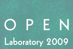 Open Lab 2009 design