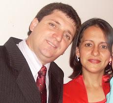 Pastor Julio e Pastora Alessandra