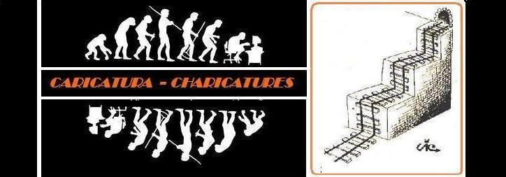 CARICATURA - CHARICATURES