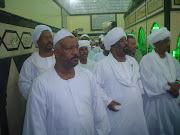 Baca Al-Fatihah Di Makam Syeikh Soleh