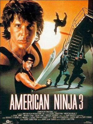 Baixar Filmes Download   American Ninja 3 (Dual Audio) Grátis