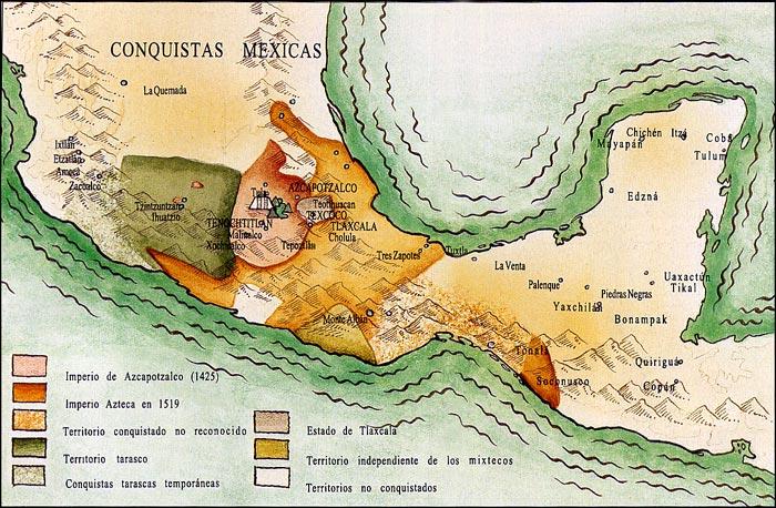 MI MÉXICO DE AYER: EL VALLE DE ANÁHUAC