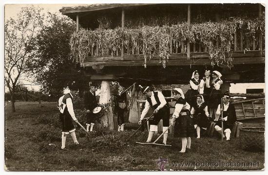 Mitolog a asturiana la casa tradicional asturiana - Casa tradicional asturiana ...