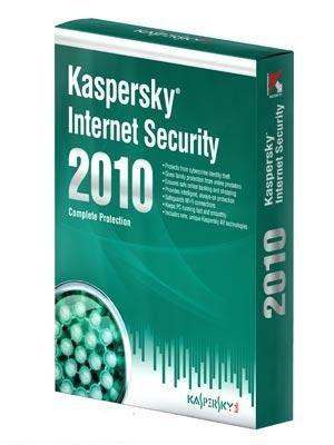 Kaspersky Internet Security 2010 9.0.0.716 Beta