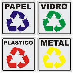 Sinalização de Reciclagem