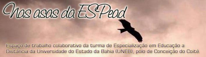 Nas asas da ESPead