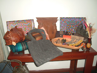 Purchases from Otavalo and Cotacachi.
