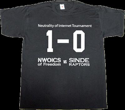 Ley de Economía Sostenible ley sinde derechos fundamentales internet 2.0 activism network neutrality t-shirt ephemeral-t-shirts