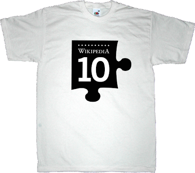 wikipedia anniversary internet 2.0 t-shirt ephemeral-t-shirts