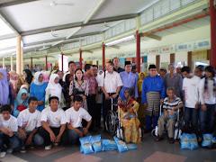Pemuda PBB Sarawak Bersama dengan Kelab Zodiex Comunity Sibu
