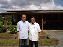 Kenangan Bersama YB Datuk Seri Hj.Shafiee Hj.Apdal (Menteri Kemajuan Luar Bandar & Wilayah)