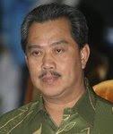 Timbalan Perdana Menteri Malaysia Tan Sri Muhyiddin Yassin