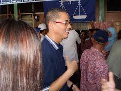 YB Tuan Hj. Fadillah (Ketua Pemuda PBB merangkap Pengerusi Pemuda BN Sarawak)