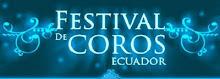 Festival de Coros Ecuador