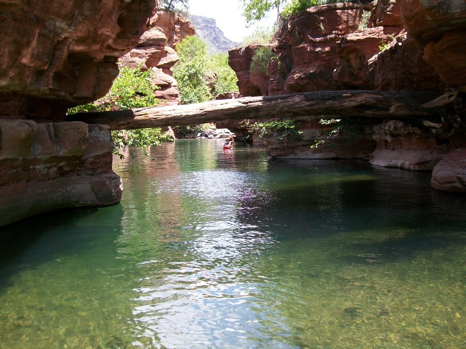 Arizona jones too west clear creek for Clear creek fishing