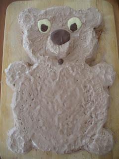 The Teddy Bear Cake!