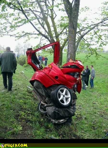 All About Cars Car Crash