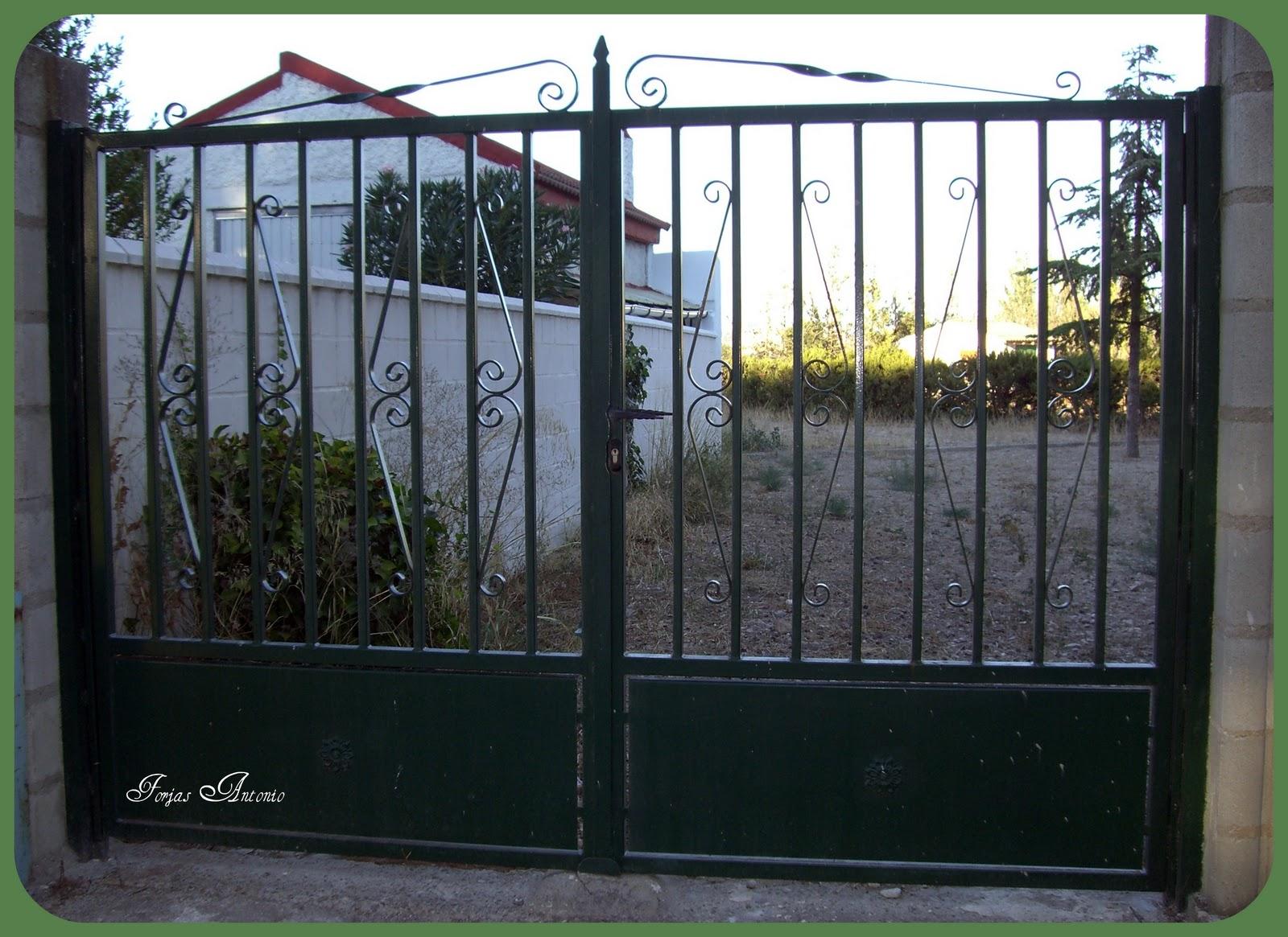 Puertas de jardin dise os arquitect nicos for Puertas para jardin baratas