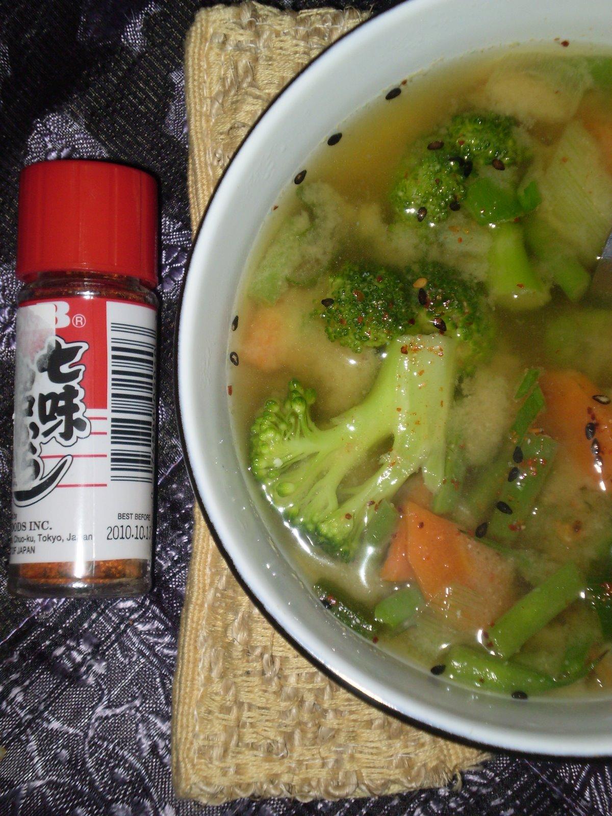 [soupe+miso]